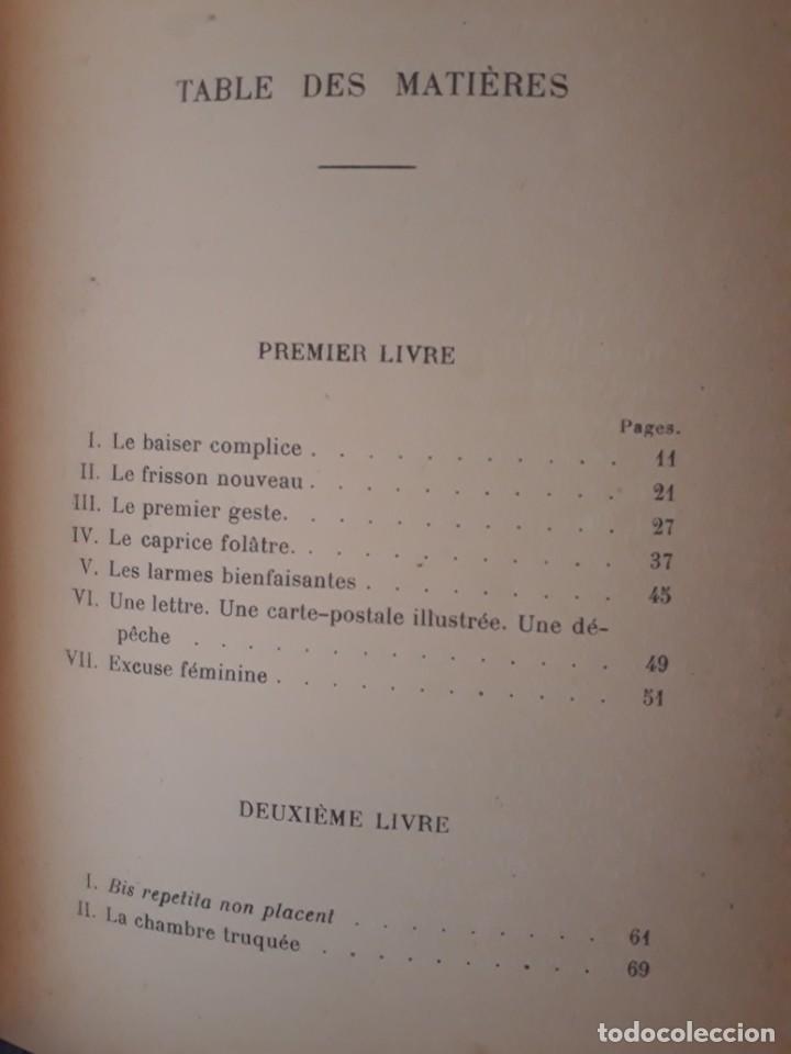 Libros antiguos: Maud. Femme du monde cambrioleuse. Antonin Reschal. C. 1900 ilustrado Kirchner, erotismo Macedonio - Foto 5 - 208069066