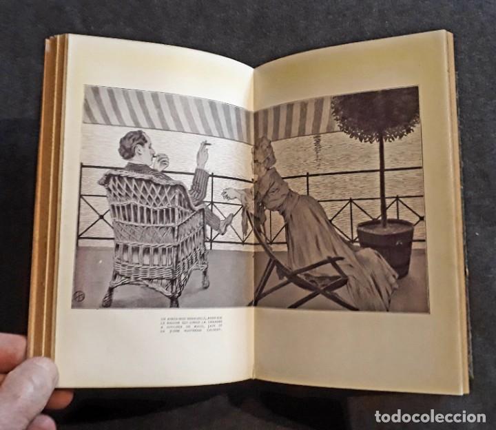 Libros antiguos: Maud. Femme du monde cambrioleuse. Antonin Reschal. C. 1900 ilustrado Kirchner, erotismo Macedonio - Foto 6 - 208069066