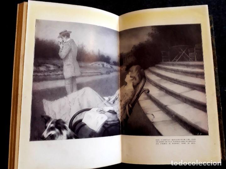 Libros antiguos: Maud. Femme du monde cambrioleuse. Antonin Reschal. C. 1900 ilustrado Kirchner, erotismo Macedonio - Foto 8 - 208069066