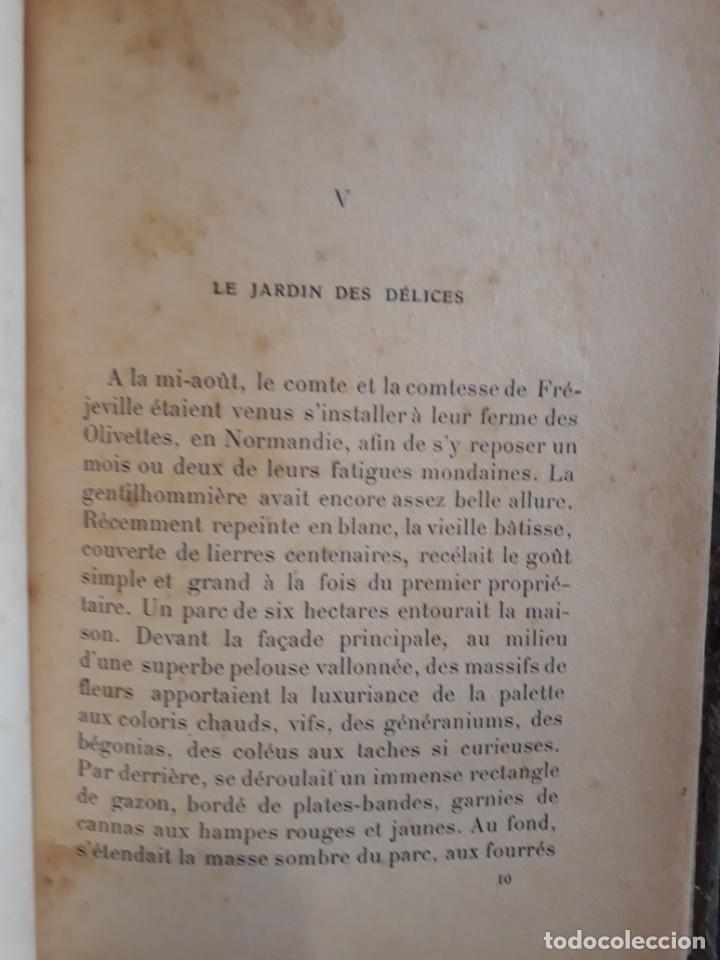 Libros antiguos: Maud. Femme du monde cambrioleuse. Antonin Reschal. C. 1900 ilustrado Kirchner, erotismo Macedonio - Foto 19 - 208069066