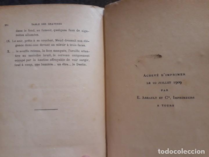 Libros antiguos: Maud. Femme du monde cambrioleuse. Antonin Reschal. C. 1900 ilustrado Kirchner, erotismo Macedonio - Foto 20 - 208069066