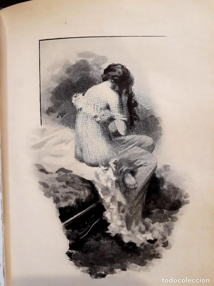 Libros antiguos: Je sus belle. V. Du Saussay. C. 1900 30 grabados Dupont fotos Nadar. Reutlinger, Downey. MACEDONIO - Foto 3 - 208077690