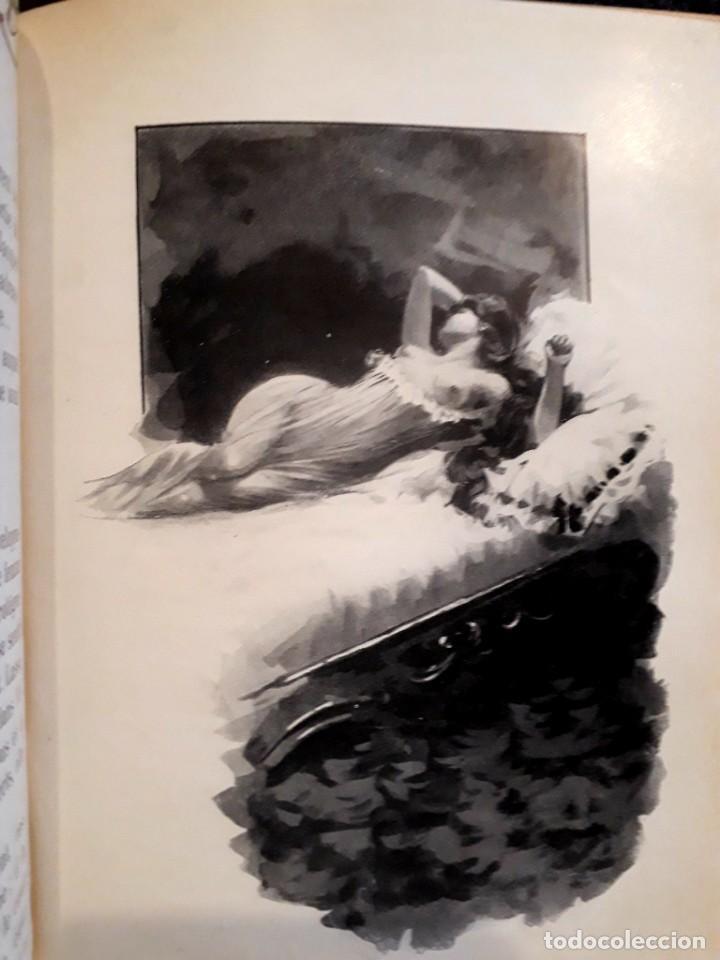 Libros antiguos: Je sus belle. V. Du Saussay. C. 1900 30 grabados Dupont fotos Nadar. Reutlinger, Downey. MACEDONIO - Foto 4 - 208077690
