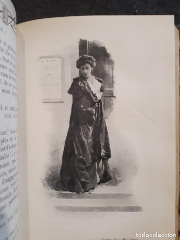 Libros antiguos: Je sus belle. V. Du Saussay. C. 1900 30 grabados Dupont fotos Nadar. Reutlinger, Downey. MACEDONIO - Foto 15 - 208077690