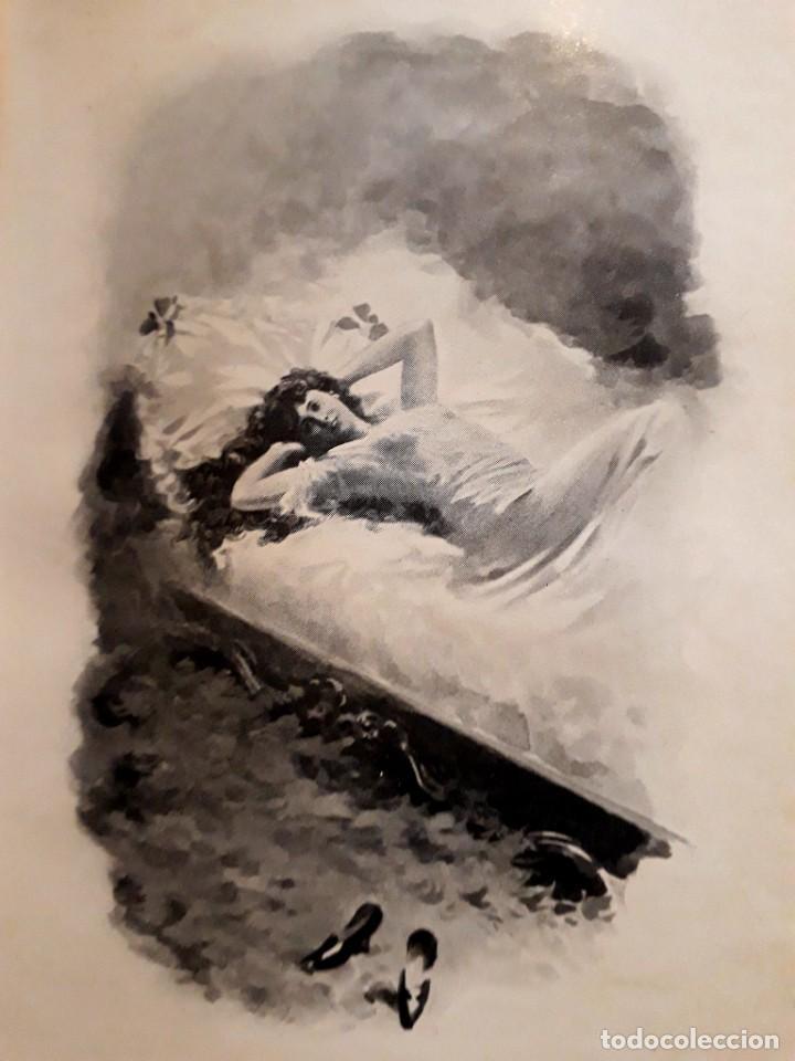 Libros antiguos: Je sus belle. V. Du Saussay. C. 1900 30 grabados Dupont fotos Nadar. Reutlinger, Downey. MACEDONIO - Foto 17 - 208077690
