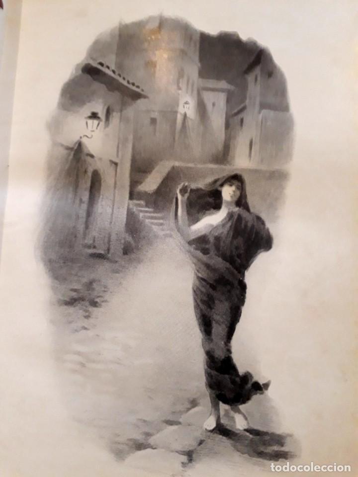 Libros antiguos: Je sus belle. V. Du Saussay. C. 1900 30 grabados Dupont fotos Nadar. Reutlinger, Downey. MACEDONIO - Foto 22 - 208077690