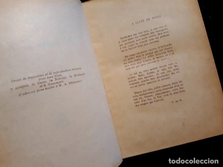 Libros antiguos: Je sus belle. V. Du Saussay. C. 1900 30 grabados Dupont fotos Nadar. Reutlinger, Downey. MACEDONIO - Foto 24 - 208077690