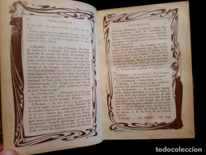 Libros antiguos: Je sus belle. V. Du Saussay. C. 1900 30 grabados Dupont fotos Nadar. Reutlinger, Downey. MACEDONIO - Foto 26 - 208077690