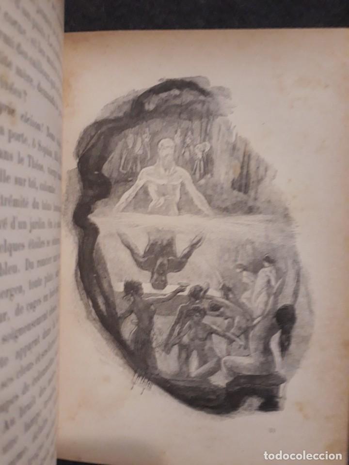 Libros antiguos: BASILE ET SOPHIA. PAUL ADAM DIBUJOS ERÓTICOS DUFAU Y GRABADOS LEMOINE MACEDONIO Fernández - Foto 8 - 208105392