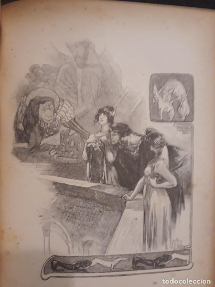 Libros antiguos: BASILE ET SOPHIA. PAUL ADAM DIBUJOS ERÓTICOS DUFAU Y GRABADOS LEMOINE MACEDONIO Fernández - Foto 21 - 208105392