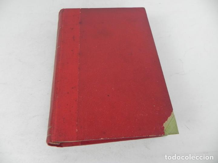 Libros antiguos: DAFNIS Y CLOE (LONGO) / EL SATIRICÓN (PETRONIO) / LA DONCELLA (VOLTAIRE) EN UN TOMO - Foto 3 - 208172753