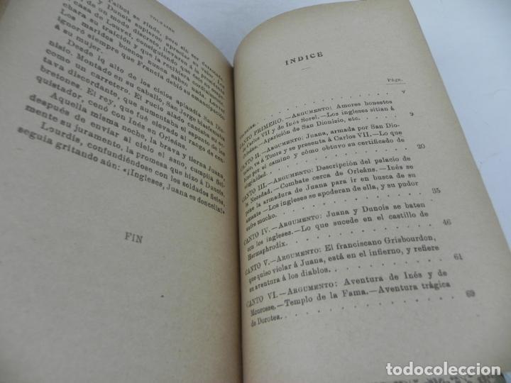 Libros antiguos: DAFNIS Y CLOE (LONGO) / EL SATIRICÓN (PETRONIO) / LA DONCELLA (VOLTAIRE) EN UN TOMO - Foto 17 - 208172753
