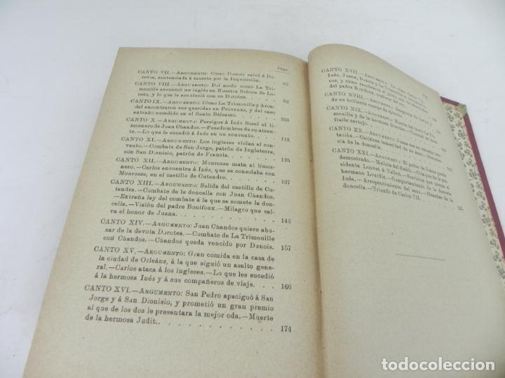 Libros antiguos: DAFNIS Y CLOE (LONGO) / EL SATIRICÓN (PETRONIO) / LA DONCELLA (VOLTAIRE) EN UN TOMO - Foto 18 - 208172753
