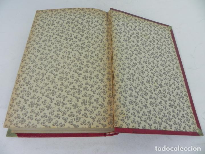 Libros antiguos: DAFNIS Y CLOE (LONGO) / EL SATIRICÓN (PETRONIO) / LA DONCELLA (VOLTAIRE) EN UN TOMO - Foto 19 - 208172753
