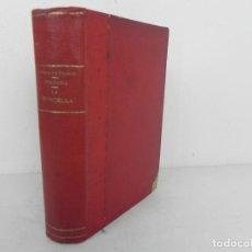 Libros antiguos: DAFNIS Y CLOE (LONGO) / EL SATIRICÓN (PETRONIO) / LA DONCELLA (VOLTAIRE) EN UN TOMO. Lote 208172753