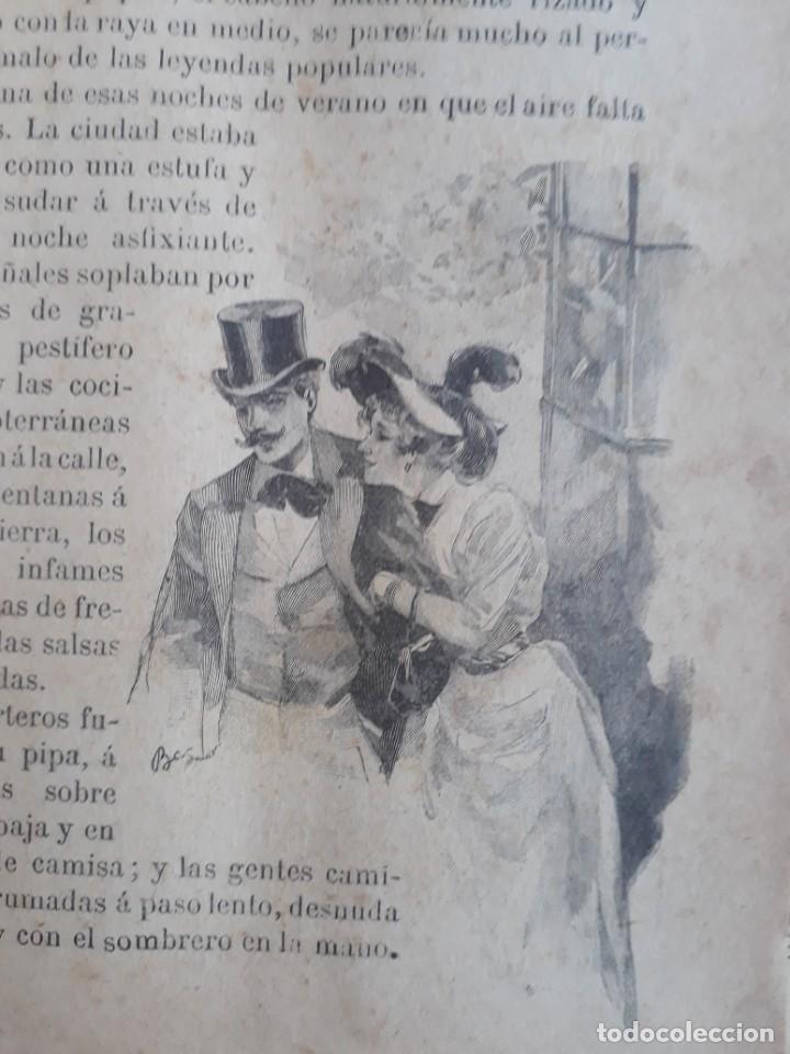 Libros antiguos: El BUEN MOZO. GUY DE MAUPASSANT. 1905 DIBUJOS DE BAC. Biblioteca de Macedonio Fernández - Foto 4 - 208174543