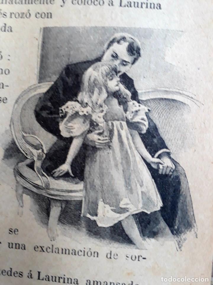 Libros antiguos: El BUEN MOZO. GUY DE MAUPASSANT. 1905 DIBUJOS DE BAC. Biblioteca de Macedonio Fernández - Foto 5 - 208174543