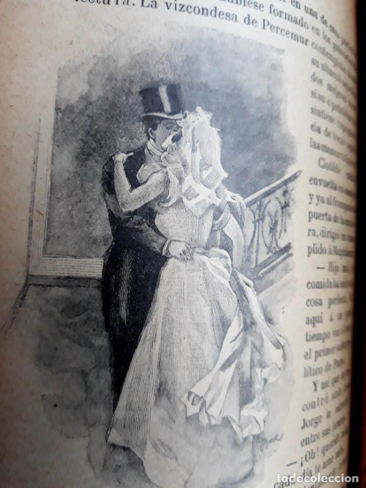 Libros antiguos: El BUEN MOZO. GUY DE MAUPASSANT. 1905 DIBUJOS DE BAC. Biblioteca de Macedonio Fernández - Foto 7 - 208174543