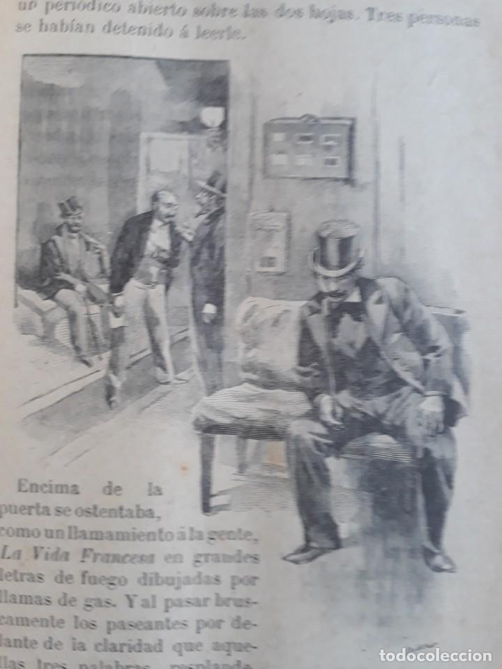 Libros antiguos: El BUEN MOZO. GUY DE MAUPASSANT. 1905 DIBUJOS DE BAC. Biblioteca de Macedonio Fernández - Foto 12 - 208174543