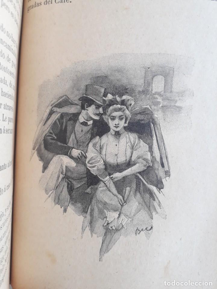Libros antiguos: El BUEN MOZO. GUY DE MAUPASSANT. 1905 DIBUJOS DE BAC. Biblioteca de Macedonio Fernández - Foto 14 - 208174543
