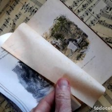 Libros antiguos: A. DAUDET 1889 HELMONT DIARIO DE UN SOLITARIO 115 GRABADOS CROMOTIPIAS. BIBL. DE MACEDONIO FERNÁNDEZ. Lote 208178937