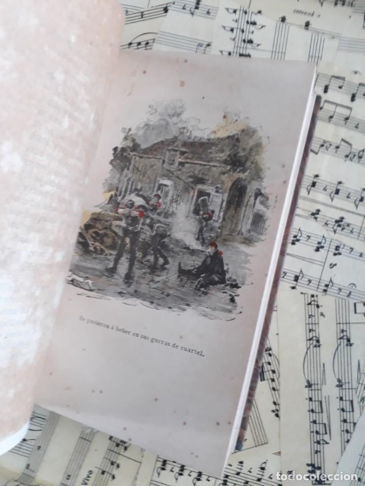 Libros antiguos: A. DAUDET 1889 HELMONT DIARIO DE UN SOLITARIO 115 grabados cromotipias. Bibl. de Macedonio Fernández - Foto 16 - 208178937