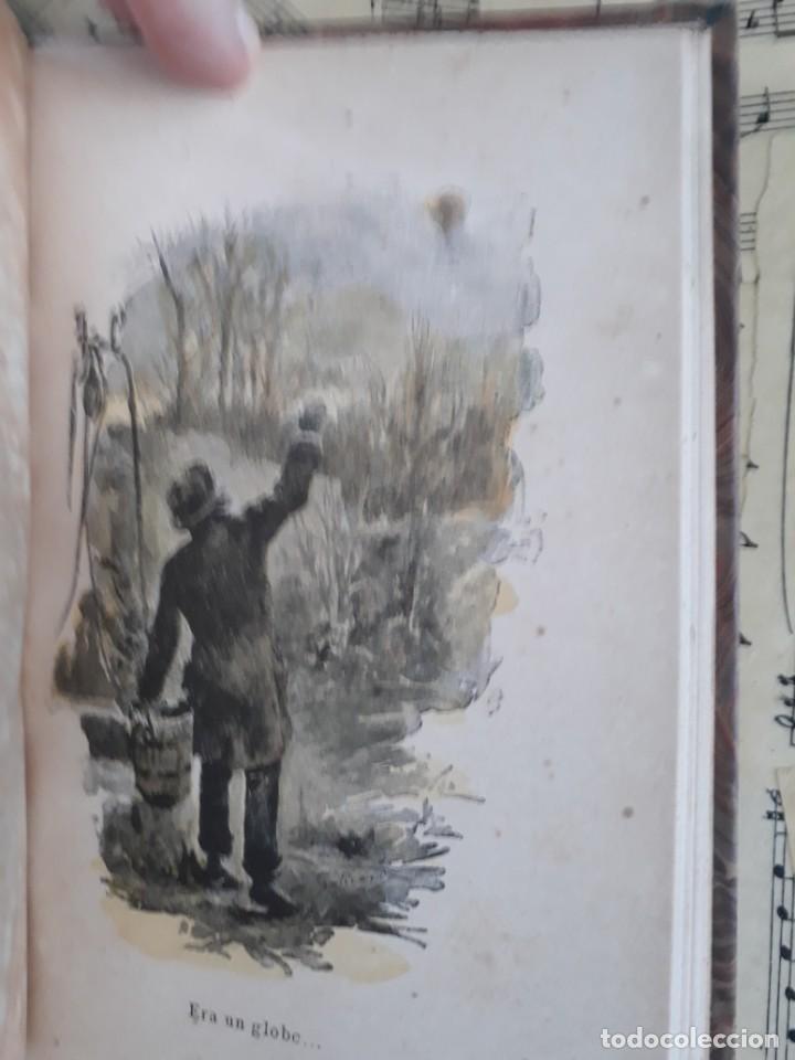 Libros antiguos: A. DAUDET 1889 HELMONT DIARIO DE UN SOLITARIO 115 grabados cromotipias. Bibl. de Macedonio Fernández - Foto 20 - 208178937