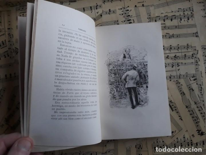 Libros antiguos: A. DAUDET 1889 HELMONT DIARIO DE UN SOLITARIO 115 grabados cromotipias. Bibl. de Macedonio Fernández - Foto 21 - 208178937
