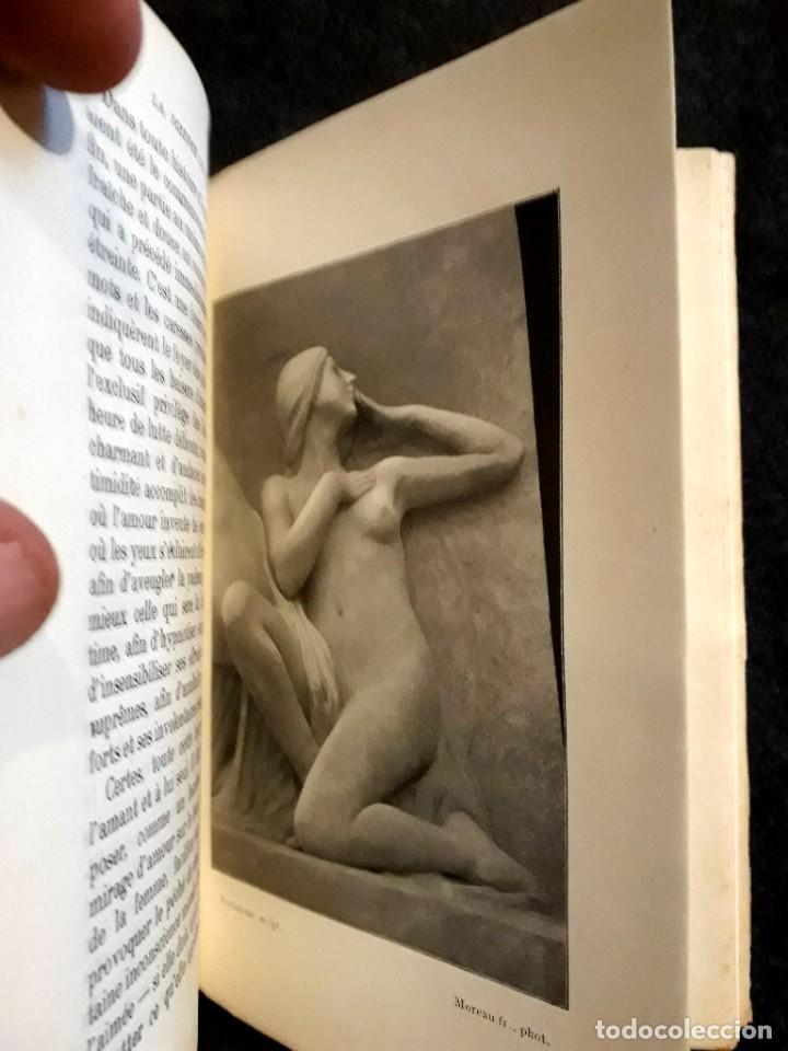 Libros antiguos: Lote de 8 libros de literatura erótica perteneciente a biblioteca personal de Macedonio Fernández - Foto 11 - 208183423