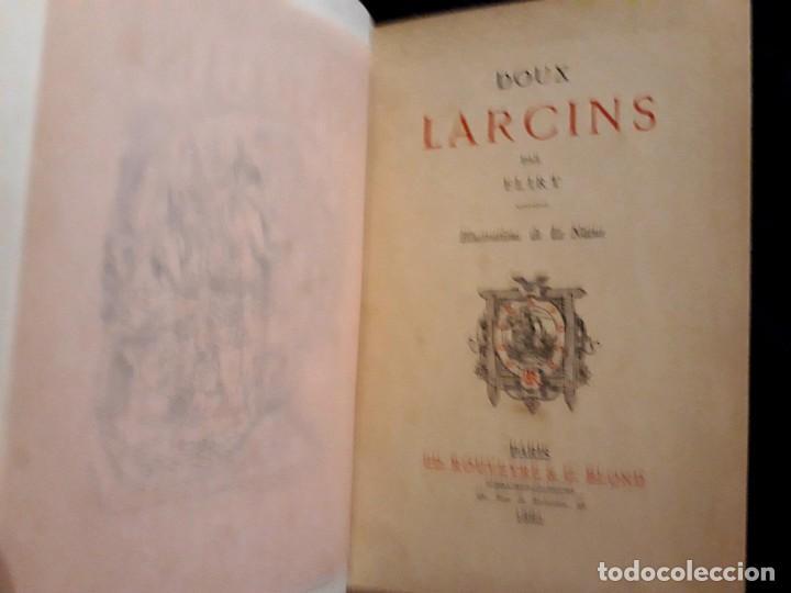 Libros antiguos: Lote de 8 libros de literatura erótica perteneciente a biblioteca personal de Macedonio Fernández - Foto 14 - 208183423