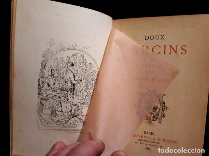 Libros antiguos: Lote de 8 libros de literatura erótica perteneciente a biblioteca personal de Macedonio Fernández - Foto 17 - 208183423
