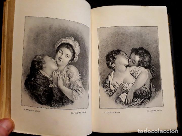 Libros antiguos: Lote de 8 libros de literatura erótica perteneciente a biblioteca personal de Macedonio Fernández - Foto 21 - 208183423