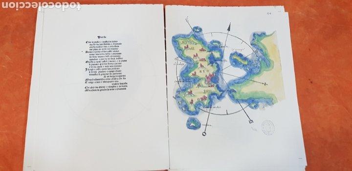 Libros antiguos: ISOLARIO BARTOLOMEO DALLI SONETTI - Foto 2 - 209155910