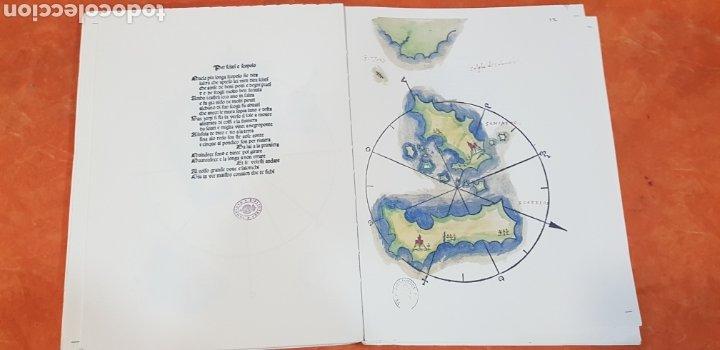 Libros antiguos: ISOLARIO BARTOLOMEO DALLI SONETTI - Foto 3 - 209155910