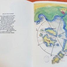 Libros antiguos: ISOLARIO BARTOLOMEO DALLI SONETTI. Lote 209155910