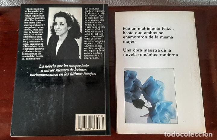 Libros antiguos: Satisfacción/Rosas Azules - Foto 4 - 211879332