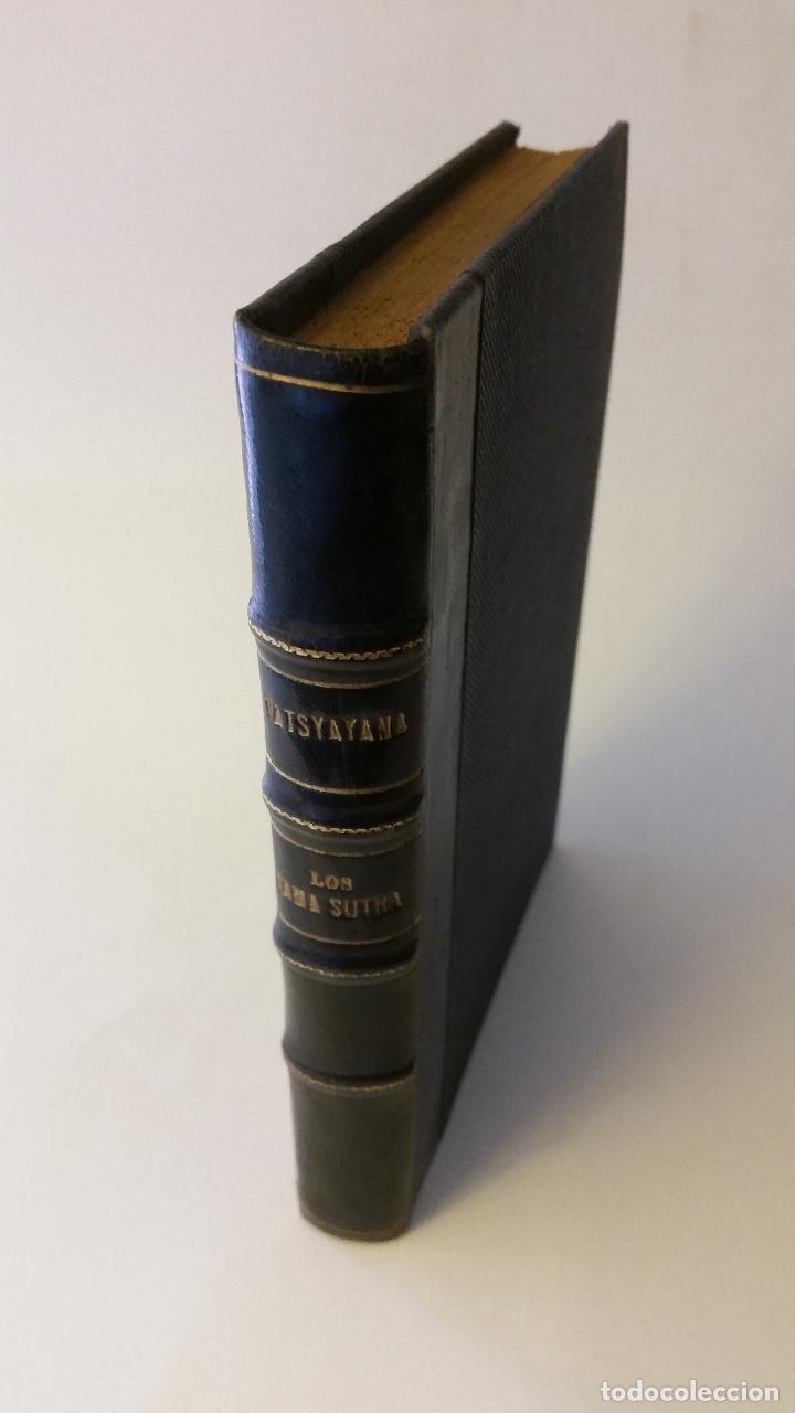 1930 - VATSYAYANA / KALYANA MALLA. # LOS KAMA SUTRA (MANUAL DE EROTOLOGÍA HINDÚ) + ANANGA RANGA (Libros antiguos (hasta 1936), raros y curiosos - Literatura - Narrativa - Erótica)