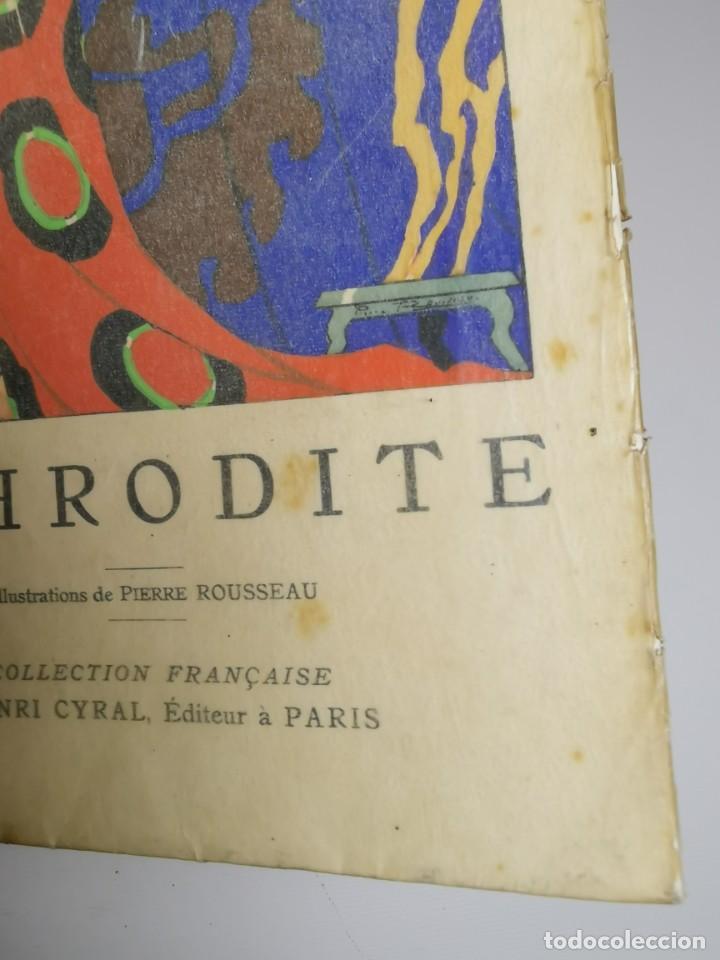 Libros antiguos: APHRODITE...P.LOUYS...ED CYRAL..1928..PIERRE ROUSSEAU ILLUSTRATEUR 1/970 PAPIER RIVES - Foto 18 - 219308242