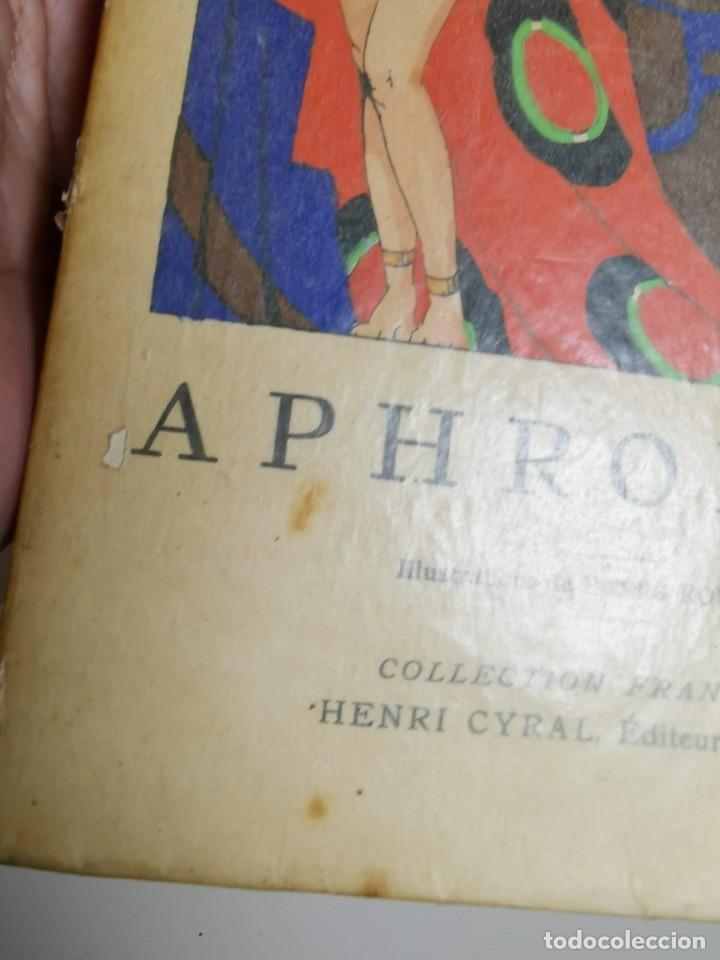 Libros antiguos: APHRODITE...P.LOUYS...ED CYRAL..1928..PIERRE ROUSSEAU ILLUSTRATEUR 1/970 PAPIER RIVES - Foto 19 - 219308242