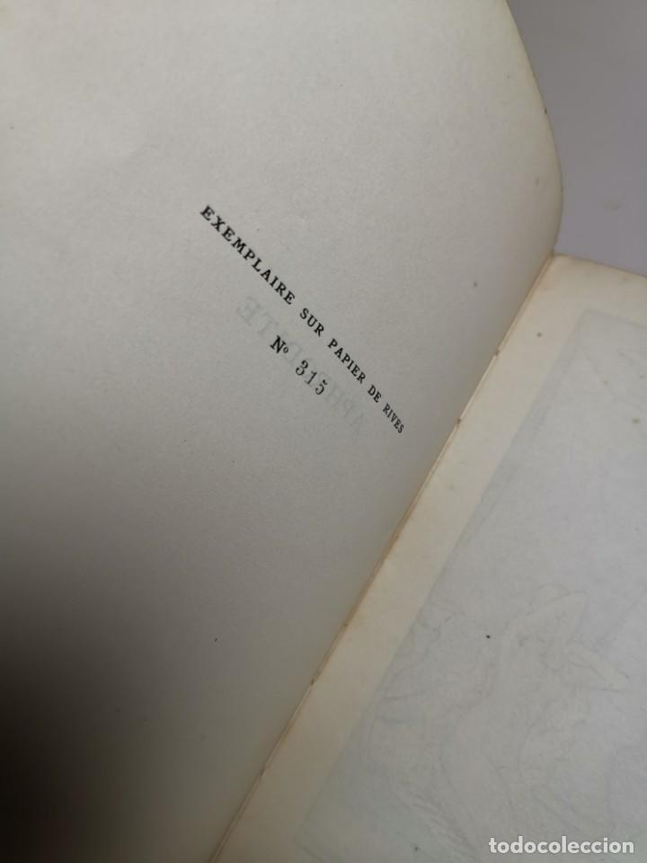 Libros antiguos: APHRODITE...P.LOUYS...ED CYRAL..1928..PIERRE ROUSSEAU ILLUSTRATEUR 1/970 PAPIER RIVES - Foto 23 - 219308242