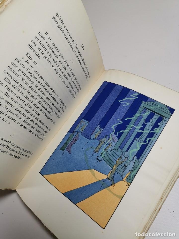 Libros antiguos: APHRODITE...P.LOUYS...ED CYRAL..1928..PIERRE ROUSSEAU ILLUSTRATEUR 1/970 PAPIER RIVES - Foto 28 - 219308242