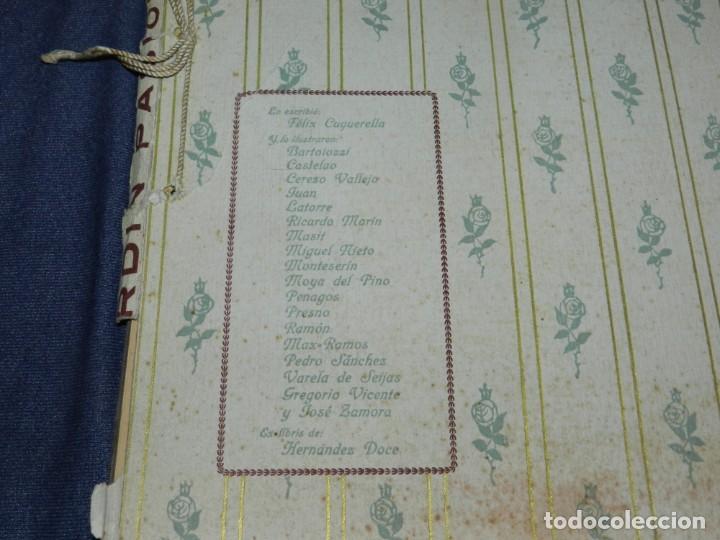 Libros antiguos: (M) JARDÍN PASIONAL - FLORILEGIO ERÓTICO POR FÉLIX CUQUERELLA, MADRID CASTELAO PENAGOS - Foto 3 - 224067503