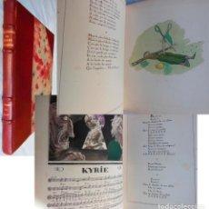 Libros antiguos: CHANSONS DE SALLES DE GARDE ET D'AILLEURS. 1928. PRIMERA. R.B.K. ILUSTRADOR. Lote 225151897