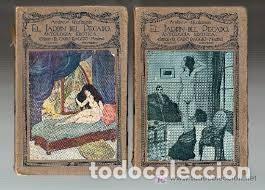 EL JARDÍN DEL PECADO ANTOLOGÍA ERÓTICA TOMO IX SELECCIÓN ANDRÉS GUILMAIN (Libros antiguos (hasta 1936), raros y curiosos - Literatura - Narrativa - Erótica)