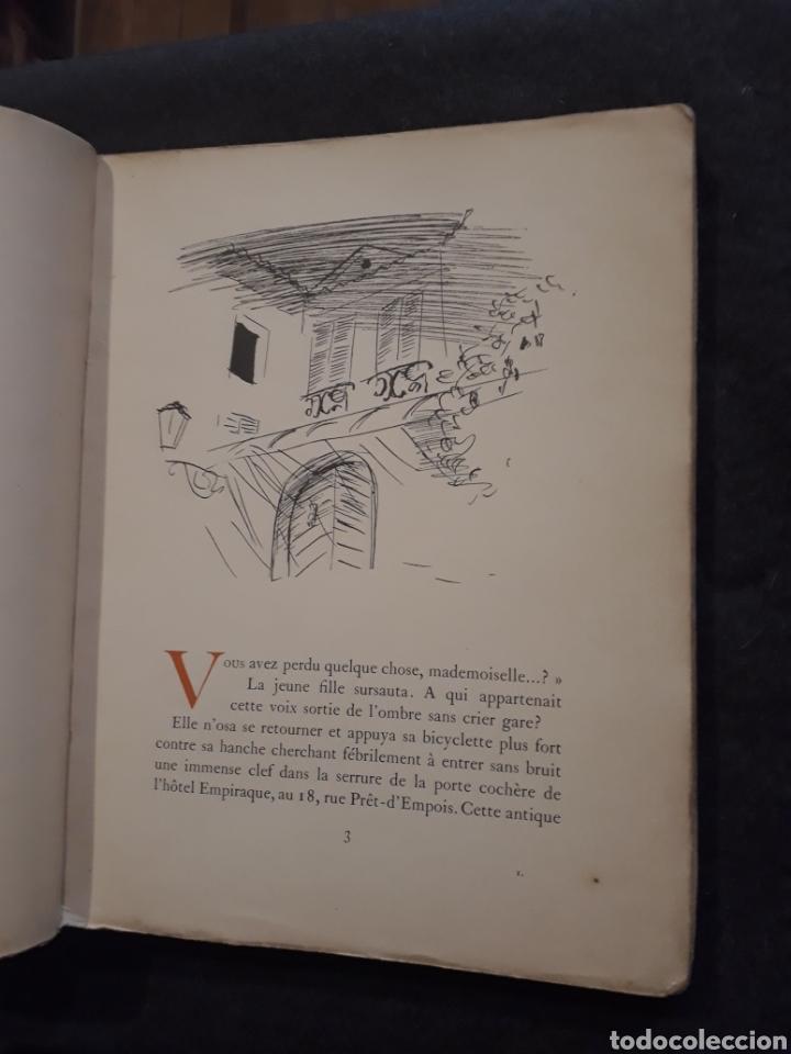 Libros antiguos: Edición especial nro 81 papel Japón. Les dimanches de la C de Narbonne. Daisy Fellowes. Erotismo - Foto 5 - 233861415