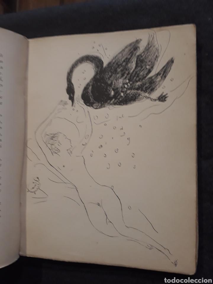 Libros antiguos: Edición especial nro 81 papel Japón. Les dimanches de la C de Narbonne. Daisy Fellowes. Erotismo - Foto 6 - 233861415