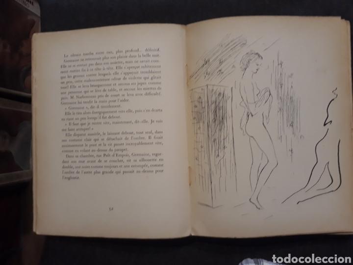 Libros antiguos: Edición especial nro 81 papel Japón. Les dimanches de la C de Narbonne. Daisy Fellowes. Erotismo - Foto 7 - 233861415