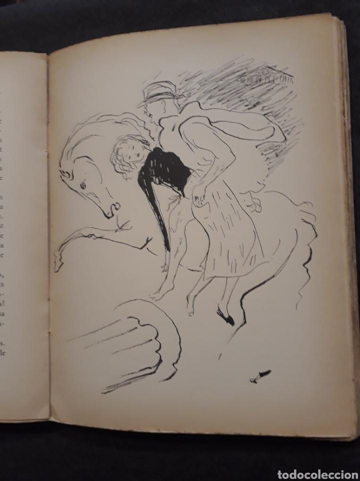 Libros antiguos: Edición especial nro 81 papel Japón. Les dimanches de la C de Narbonne. Daisy Fellowes. Erotismo - Foto 10 - 233861415