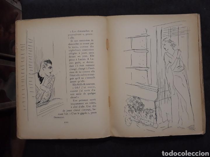 Libros antiguos: Edición especial nro 81 papel Japón. Les dimanches de la C de Narbonne. Daisy Fellowes. Erotismo - Foto 11 - 233861415