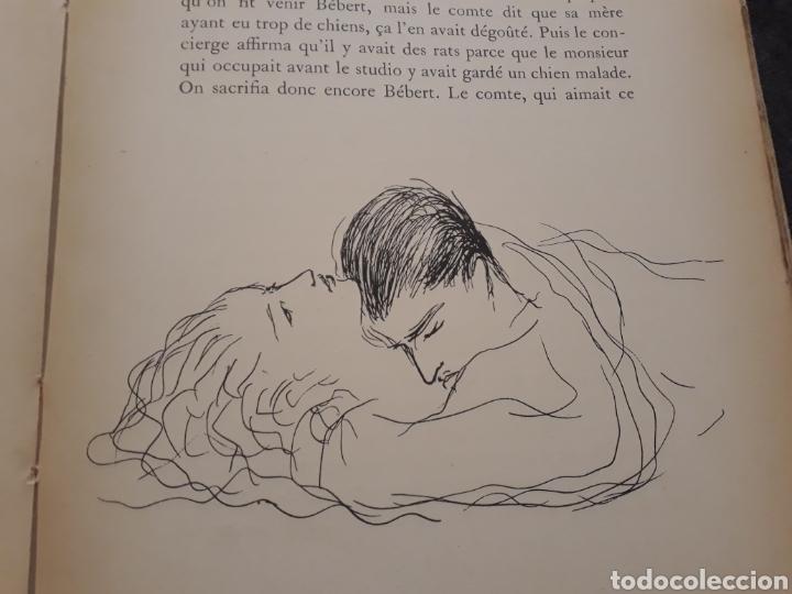 Libros antiguos: Edición especial nro 81 papel Japón. Les dimanches de la C de Narbonne. Daisy Fellowes. Erotismo - Foto 12 - 233861415